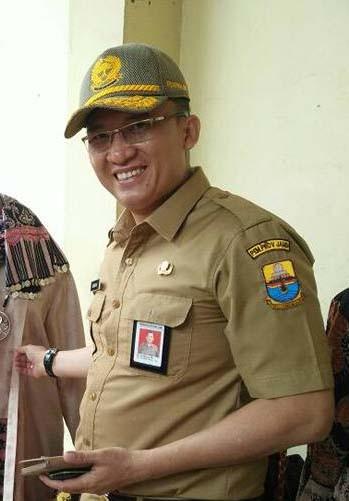 Kepala Dinas Perindustrian dan Perdagangan (Disperindag) Provinsi Jambi Ariyansah.