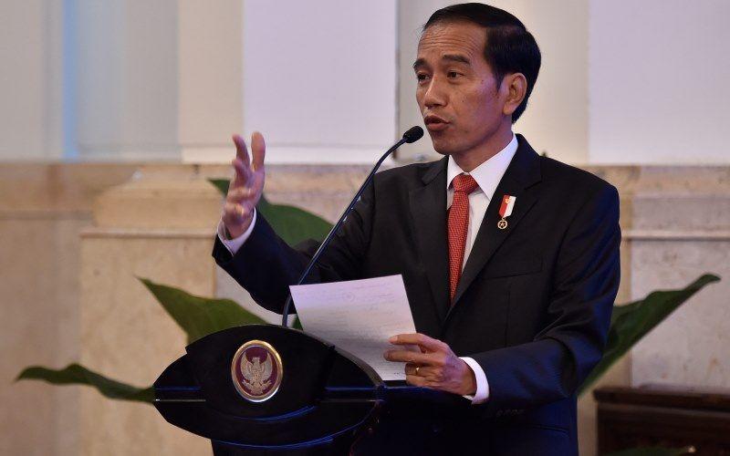 Presiden Joko Widodo alias Jokowi