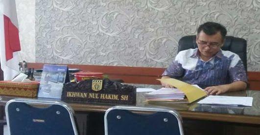 Photo : Kajari Sarolangun, Ikhwan Nul Hakim SH (dok)