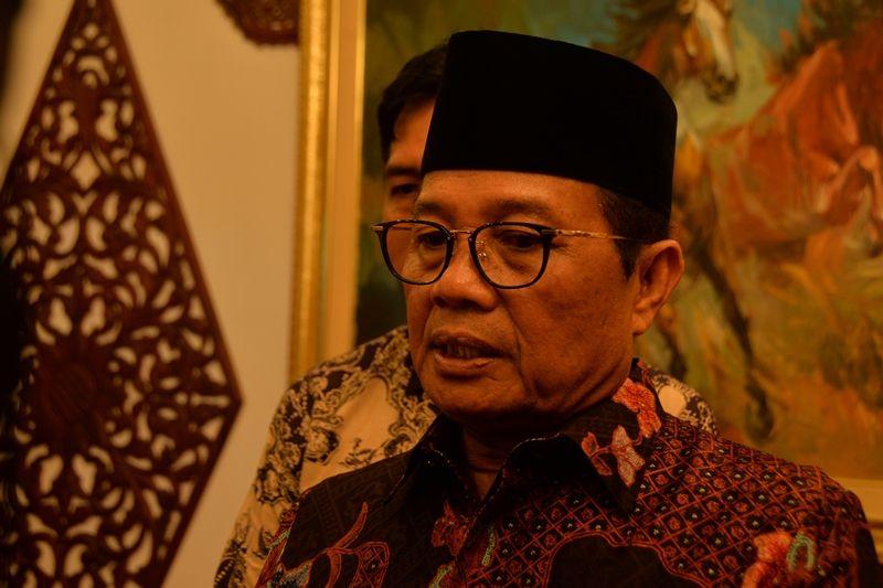 Plt Gubernur Jambi, H.Fachrori Umar