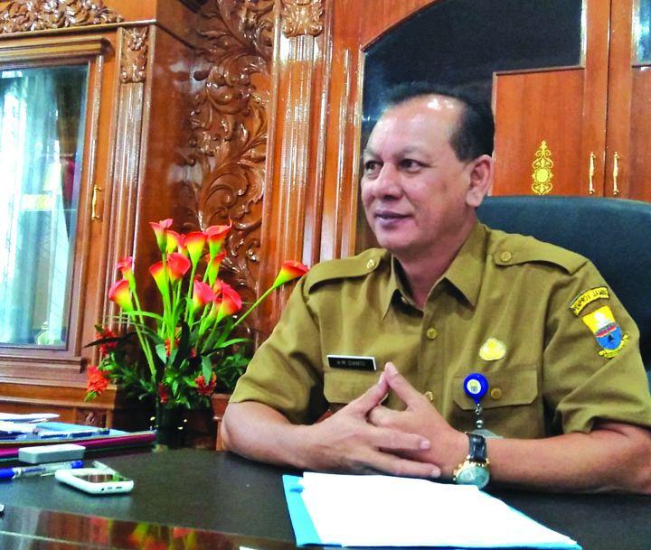 Sekretaris Daerah Provinsi Jambi M Dianto