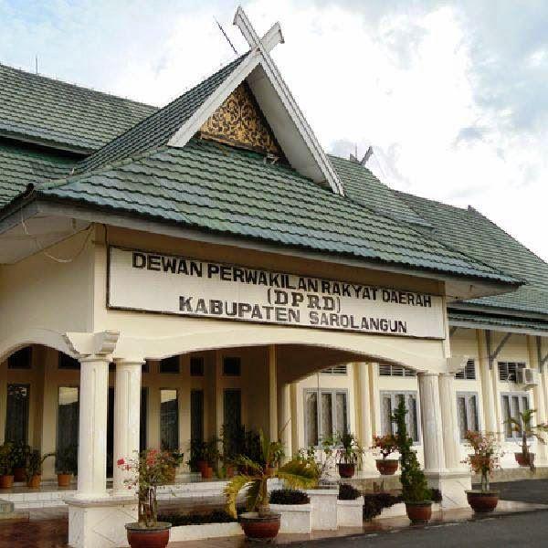 Gedung DPRD Kabupaten Sarolangun
