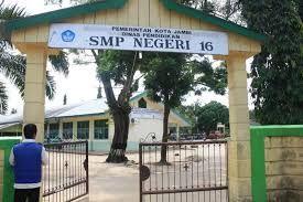 SMPN 16 Kota Jambi