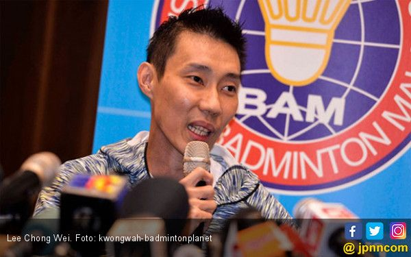 Lee Chon Wei Foto Kwongwah Badmintonplanet