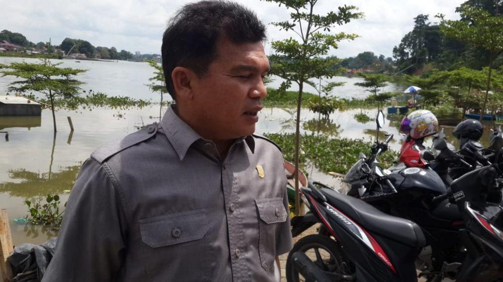 Ketua Komisi III DPRD Kota Jambi, Junedi Singarimbun