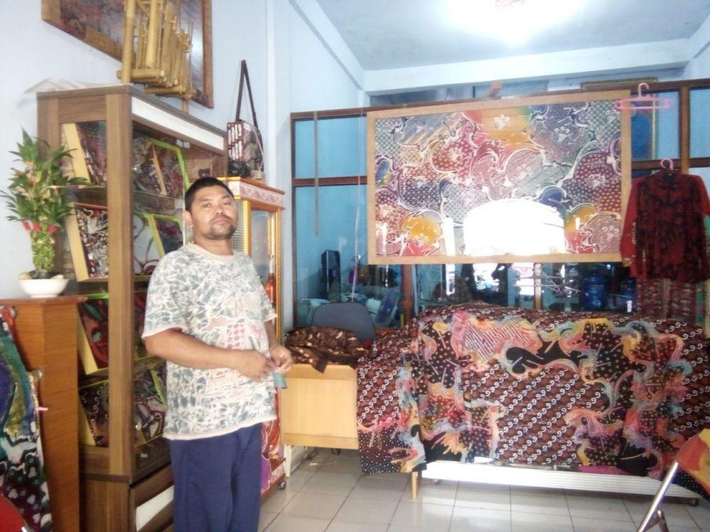 Rikzan, Pengerajin Batik Asal Sarolangun