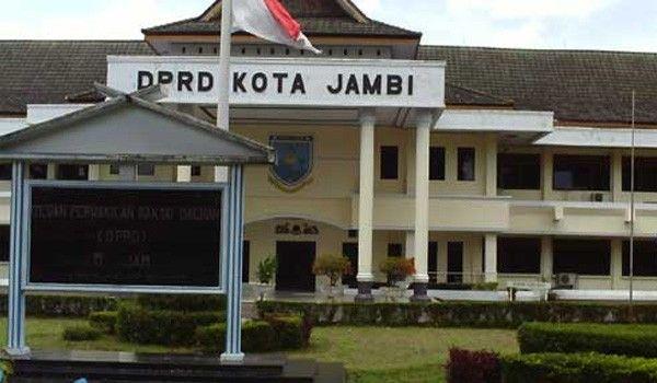 Gedung DPRD Kota Jambi