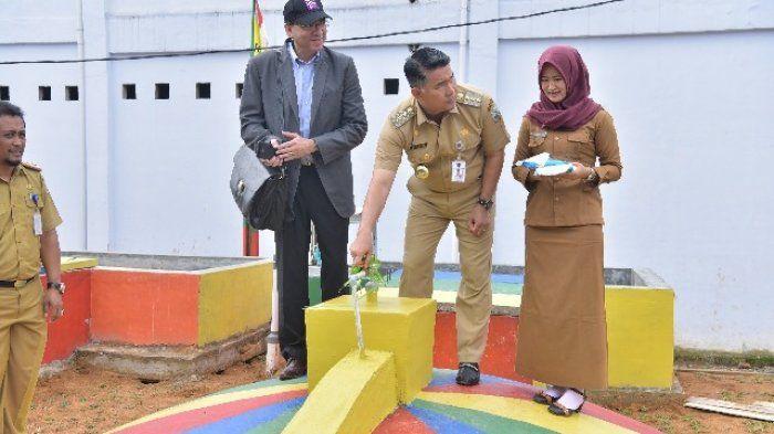 Walikota mencoba  Waste to Energy (WTE) di Kota Jambi