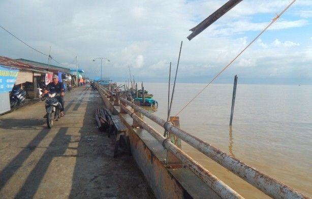 Wisata di Kampung Nelayan Provinsi Jambi