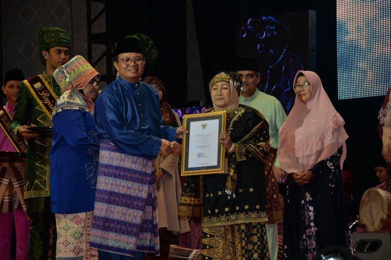 Malam Apresiasi Seni Melayu Jambi Tahun 2019