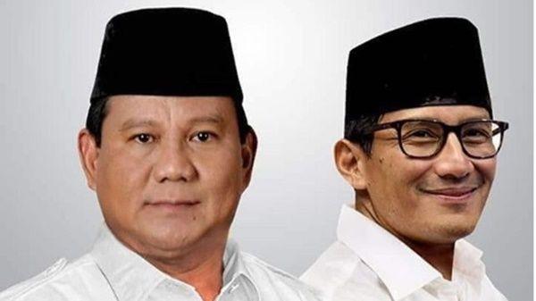 Prabowo - Sandiaga