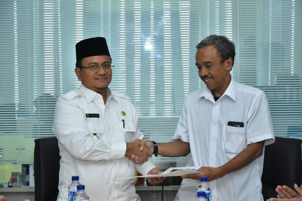 Maulana Ketika Berada di Jakarta