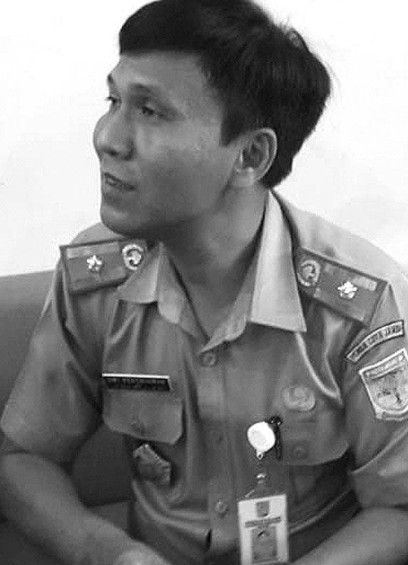 Kabid Mutasi BKPSDM Kota Jambi