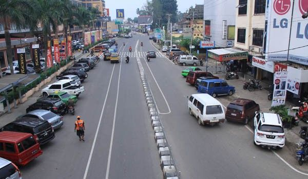 Kawasan Pasar Kota Jambi