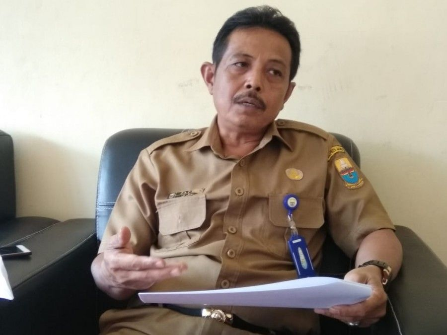Jafri Kepala ULP Provinsi Jambi