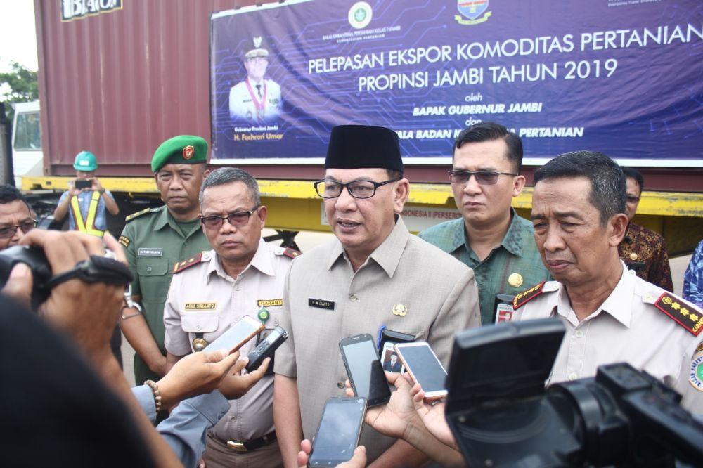 Sekda Provinsi Jambi M Dianto