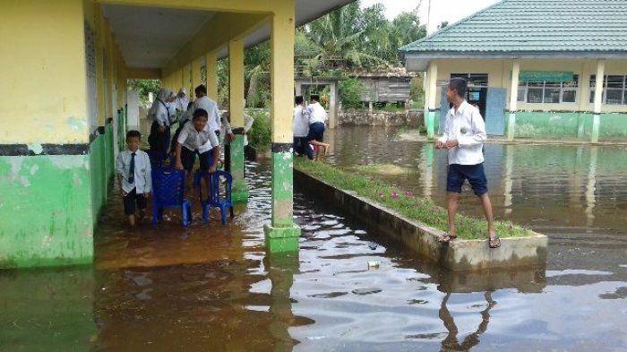 Bencana Banjir di Jambi Beberapa Waktu Lalu