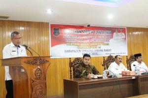 Ilmardi: Pejabat Pengadaan Jangan  Ragu Menayangkan pengerjaan di LPSE