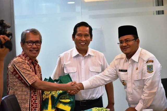 Maulana di Direktorat Migas Kementerian ESDM RI di Jakarta