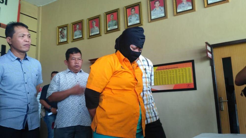 IRT yang Melakukan Penculikan di Amankan Polisi