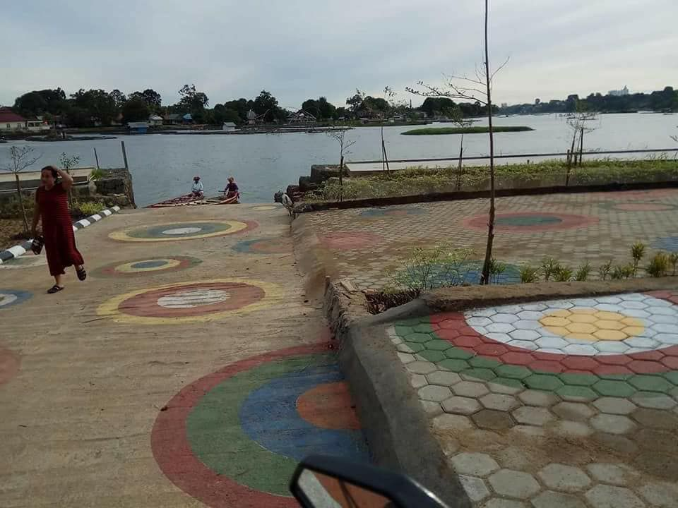 Objek wisata Danau Sipin, kota Jambi