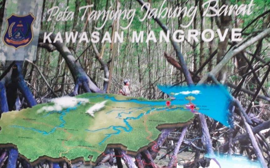 Hutan Mangrove Pangkal Babu, Kabupaten Tanjab Barat