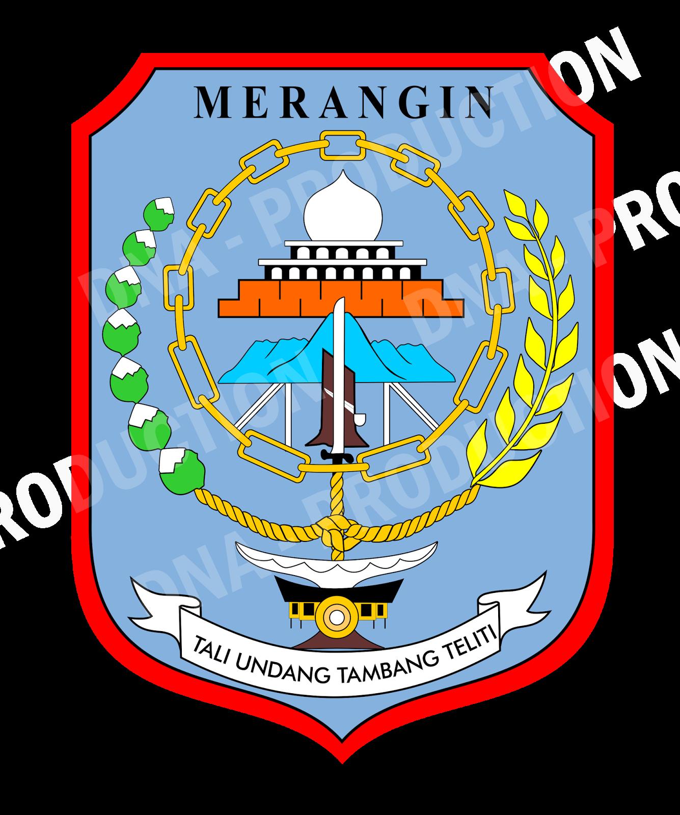 Sayembara Logo Kabupaten Merangin Usai Radarjambi Co Id Berita Independen Akurat