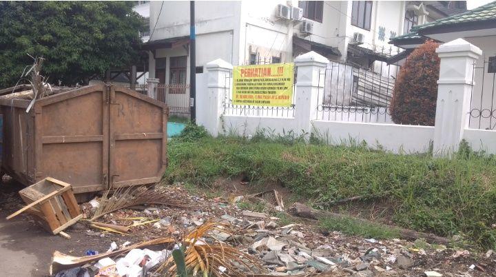 Warga Seharusnya Mebuang Sampah di Tempatnya
