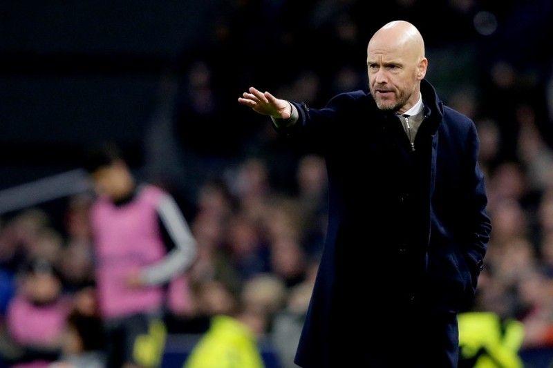 Pelatih Ajax