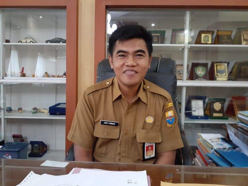 Kepala Badan Keuangan Daerah (Bakeuda) Provinsi Jambi Agus Pirngadi
