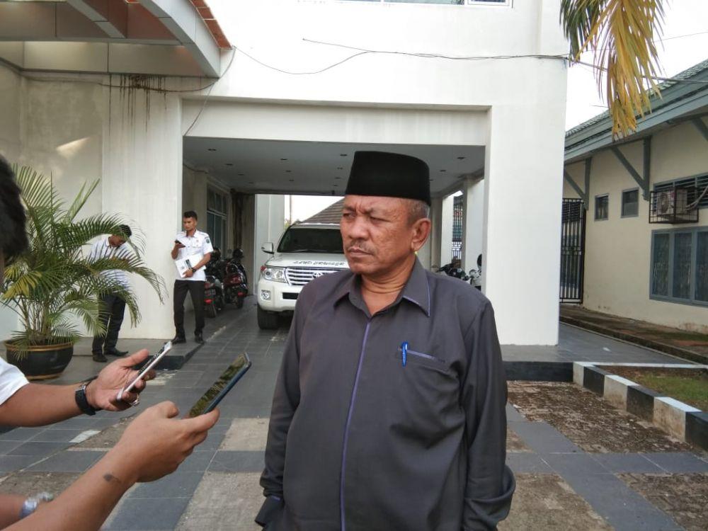H Muhammad Syaihu.