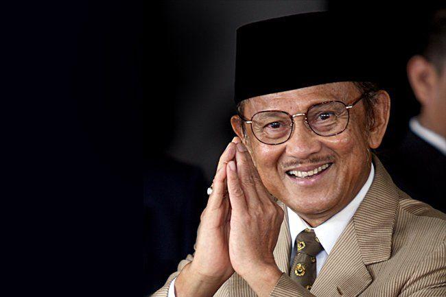Presiden ke 3 RI Bj Habibie tutup usia