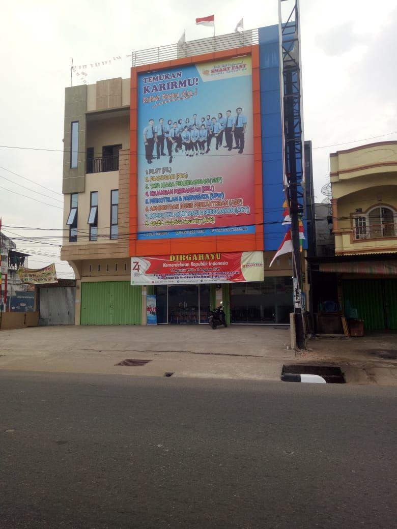 Smart Fast Global Education  Kota Jambi.