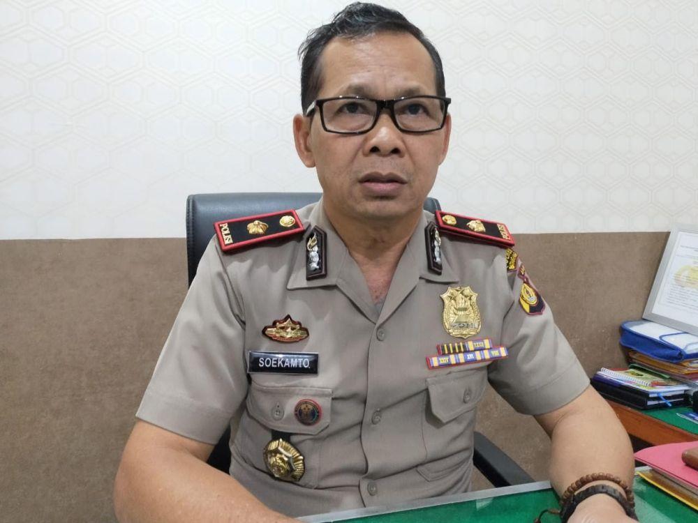 Wakapolres Batanghari Kompol H. Soekamto.