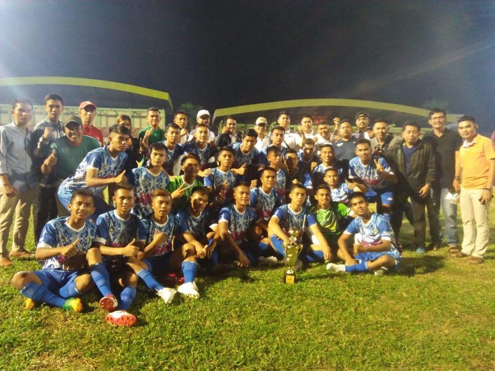 Tim Sepak bola Muarojambi.