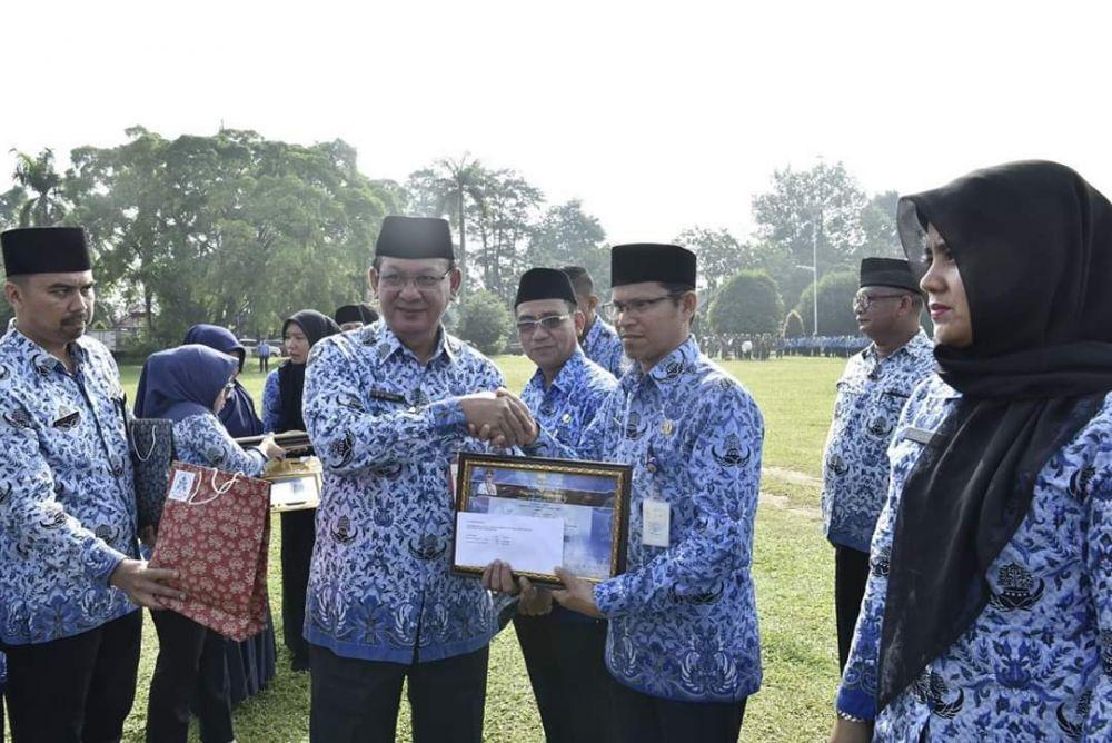 Peringatan Hari Ulang Tahun Korps Pegawai Republik Indonesia Ke 48 Tahun 2019