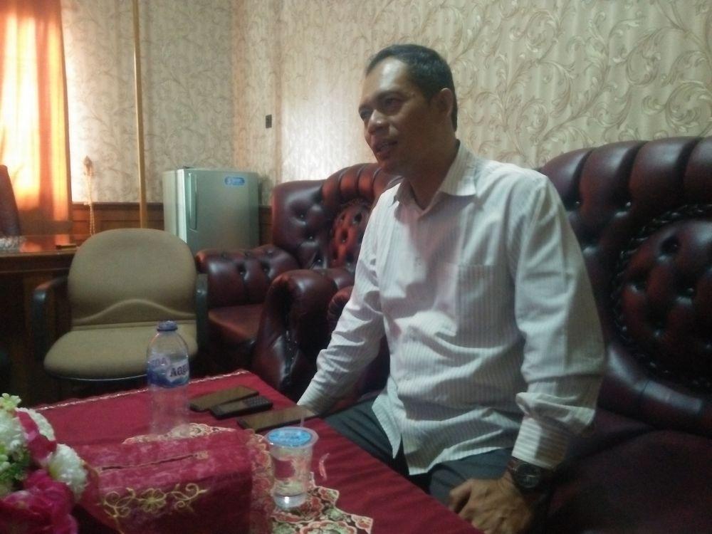 Wakil ketua DPRD Muarojambi Ahmad Haikal.