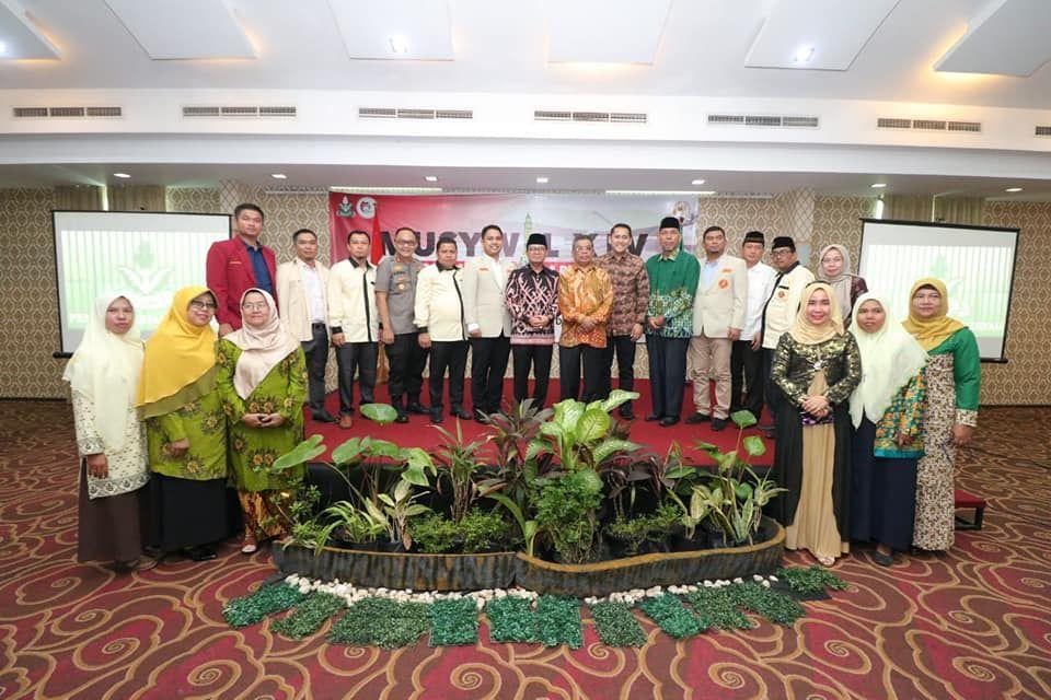 Pemuda Muhammadiyah Provinsi Jambi melaksanakan Musyawarah Wilayah XIV Pemuda Muhammadiyah dan Sosialisasi 4 Pilar Kebangsaan oleh MPR RI