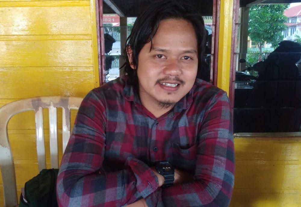 anggota DPRD Tanjabarat Komisi  II Sufrayogi Saiful