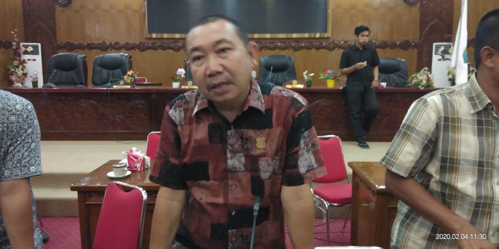 Ketua komisi III DPRD Tanjabbar, Hamdani.