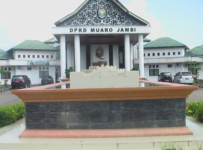 Gedung DPRD Muarojambi