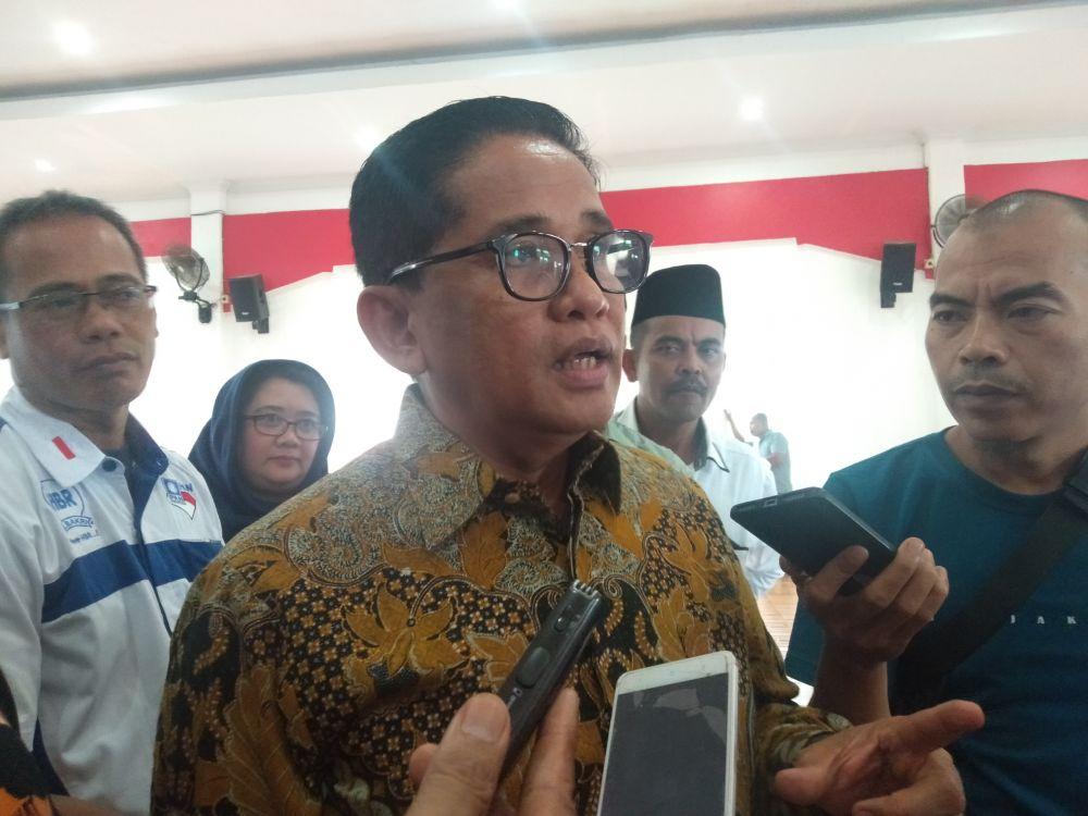 Bakri Ketua DPP Pan Jambi