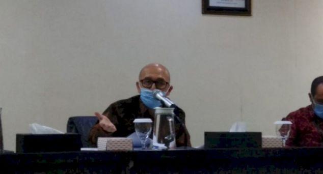 Kepala Otoritas Jasa Keuangan (OJK) Provinsi Jambi, Endang Nuryadin