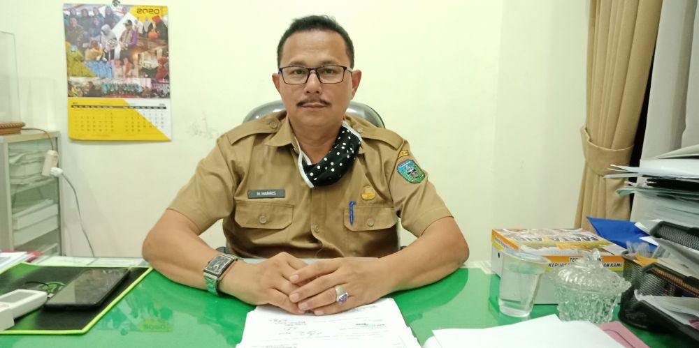 H Harris Munandar MSi Kabag Ekonomi dan SDA Setda Pemkab Sarolangun
