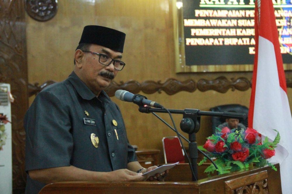 Wabup Amir Sakib