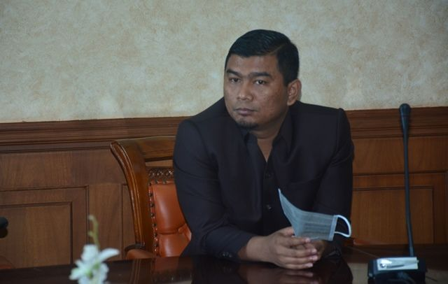 Wakil Ketua DPRD Provinsi Jambi Rocky Candra