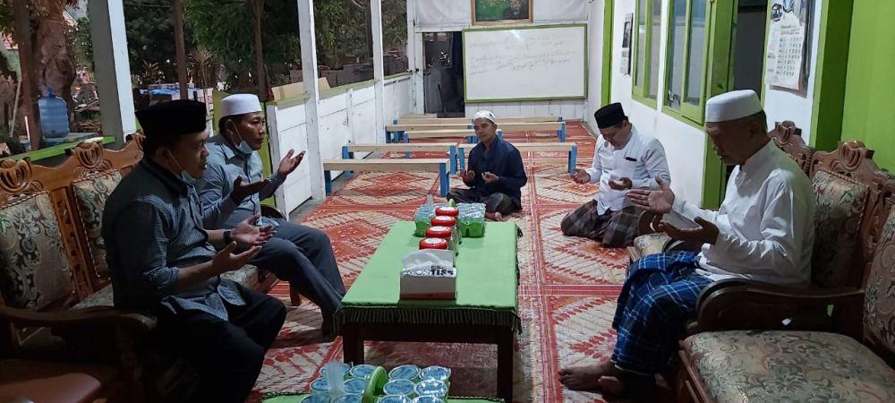 Al Haris bersama ulama Bungo berdoa untuk Jambi