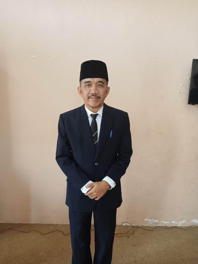 Kabag Umum Sekretariat DPRD Sarolangun, Abdullah Idris