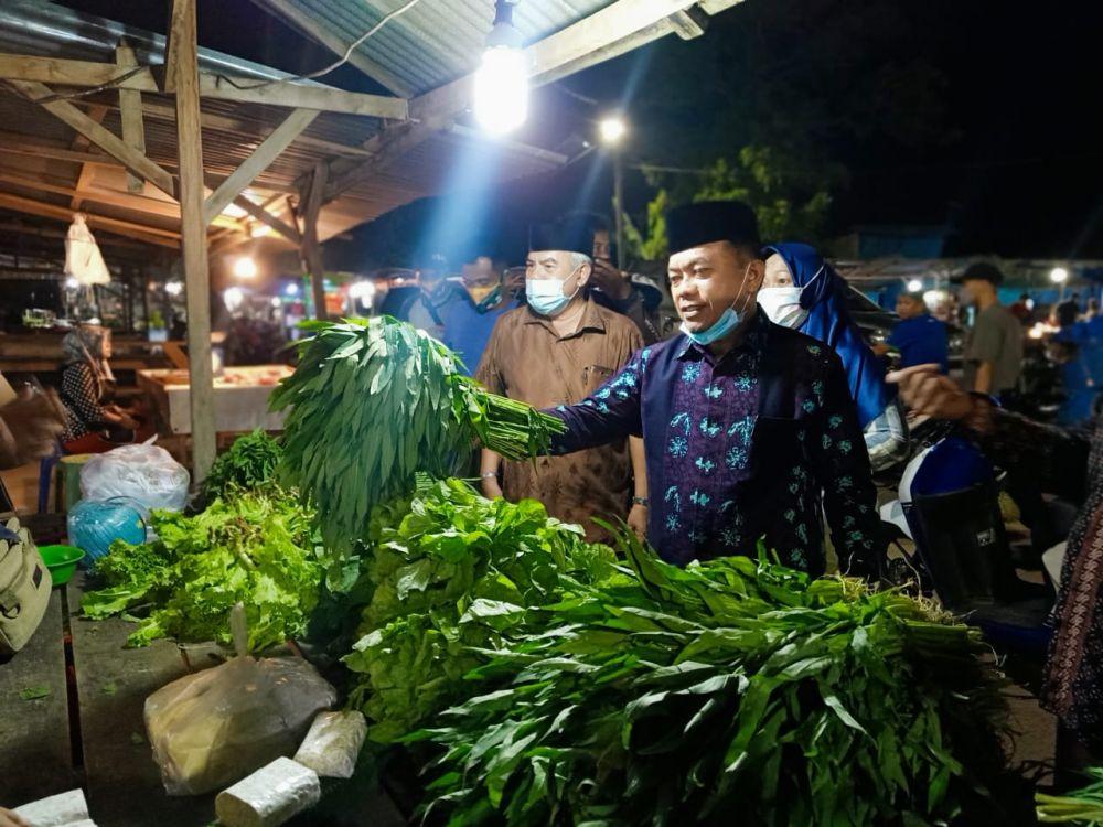 Al Haris di Pasar Talang Gulo