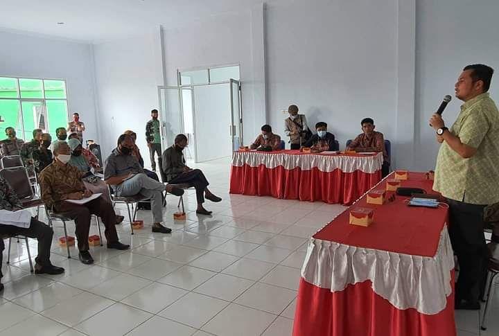 KFA Reses di Kelurahan Simpang IV SIpin